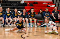 Gallery: Volleyball Bainbridge @ Lakeside